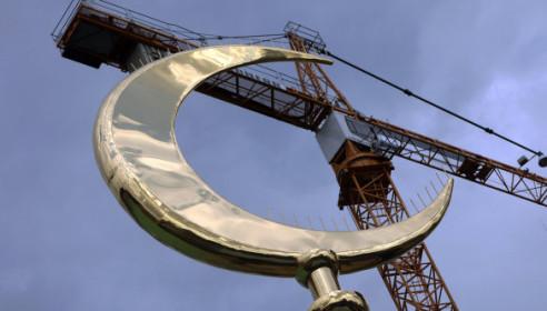 Строительство мечети на Рылеева отложили до начала весны