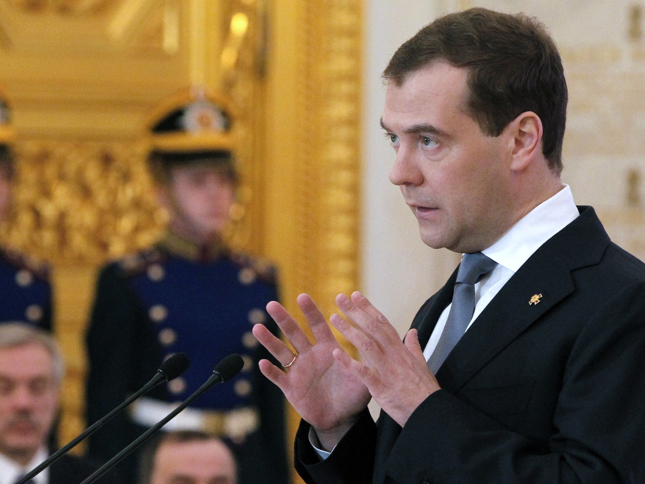 Глава правительства Дмитрий Медведев приедет в Тамбов 31 января
