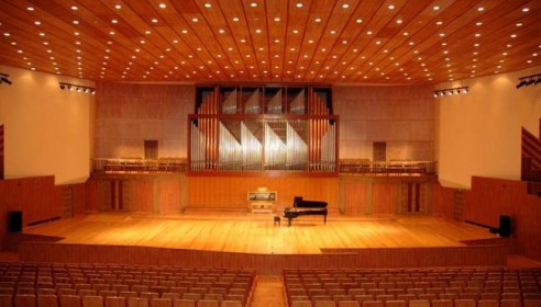 В тамбовской филармонии после ремонта появится органный зал