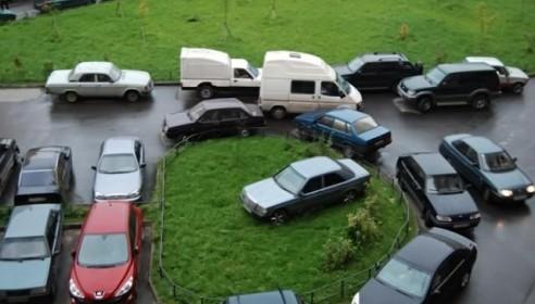 ГИБДД больше не будет штрафовать за неправильную парковку