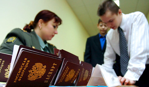 Пластиковая карта заменит паспорт тамбовчан уже через два года