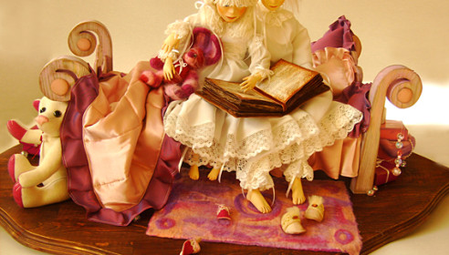В Тамбове откроется уникальная выставка кукол