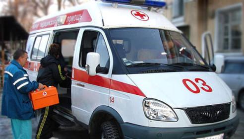 """На Мичуринской """"Приора"""" сбила на пешеходном переходе ребенка"""