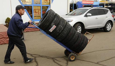 За летнюю резину зимой тамбовчан будут штрафовать на пять тысяч рублей