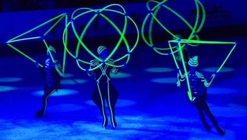 Цирк Никулина на льду в Тамбове