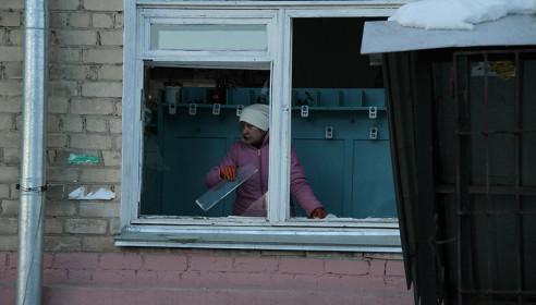 В Челябинске прошел метеоритный дождь