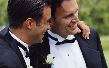 Первая гей-свадьба