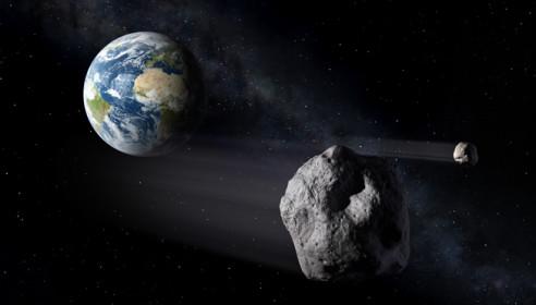 Астероид 2012 DA14. Тамбовчане смогут увидеть его в бинокли.