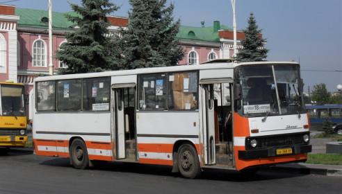 Новые маршруты в Тамбове