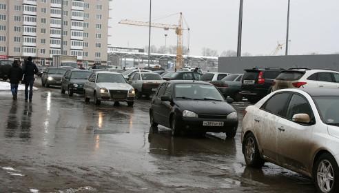Автопробег в Тамбове. Фото  М.Карасев. Vetumtrud.livejournal.com