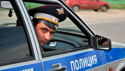 Тамбовская полиция