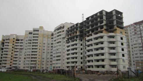 Строительство жилья на Тамбовщине