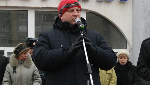 Глава Тамбова Алексей Кондратьев