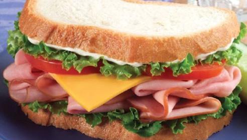 Бутерброд для школьника