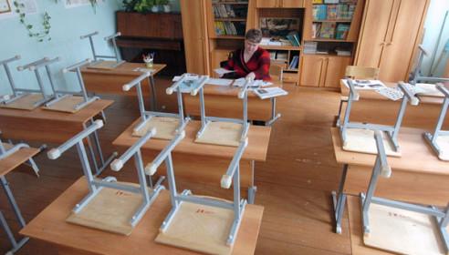 Тамбовские школы закрываются на карантин из-за гриппа и ОРВИ