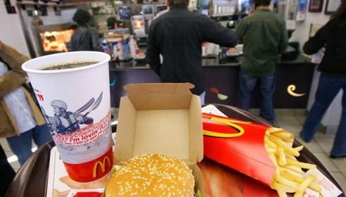 """Макдоналдс"" построят в Тамбове на том же месте, где планировали ранее"