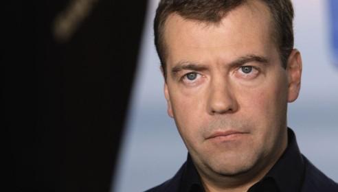 Премьер-министр Дмитрий Медведев. Фото Итар-ТАСС