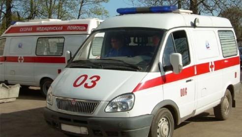 В Тамбове пытались угнать автомобиль скорой помощи