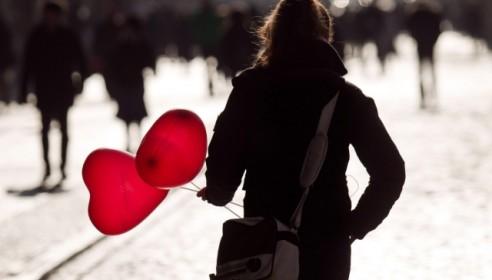 День святого Валентина. Фото ИТАР-ТАСС