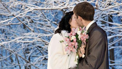 Свадьба в День всех влюбленных