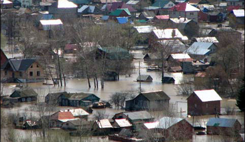 """Жителей """"Двориков"""" могут эвакуировать"""