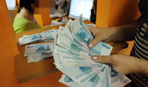 Зарплата тамбовчан выросла