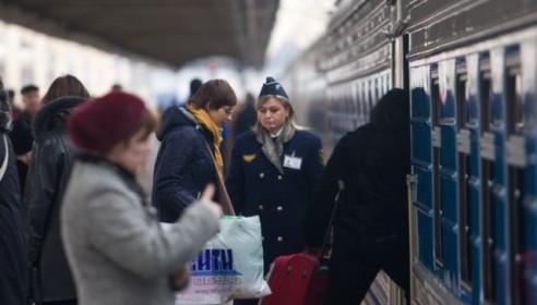 Досмотровые зоны на жд-вокзалах начнут работать с 1 апреля
