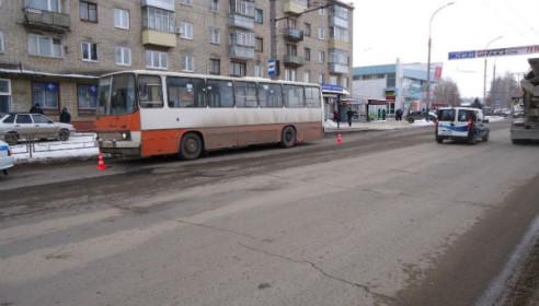 ДТП на бульваре Энтузиастов