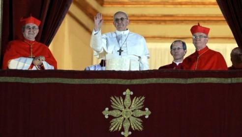 Новый Папа Римский Франциск I. Фото ИТАР-ТАСС