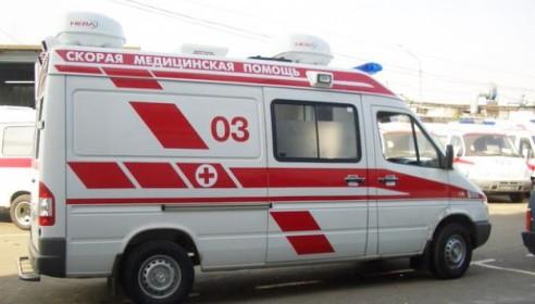 Авария в Тамбове на Бульваре Энтузиастов