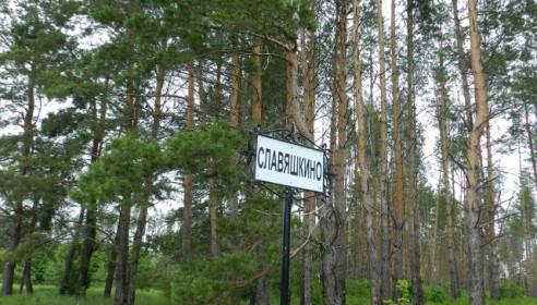 Деревня Славяшкино под Тамбовом