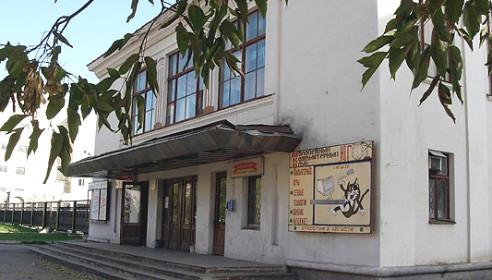 """Бывший кинотеатр """"Спутник"""" в Тамбове"""
