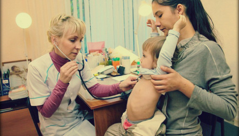 Бесплатные лекарства детям до 3 лет
