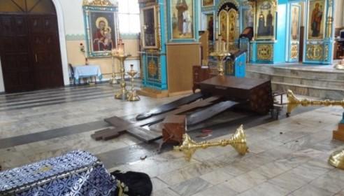 За осквернение храмов в России собираются сажать на 5 лет