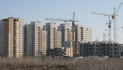Строительство нового микрорайона в Тамбове