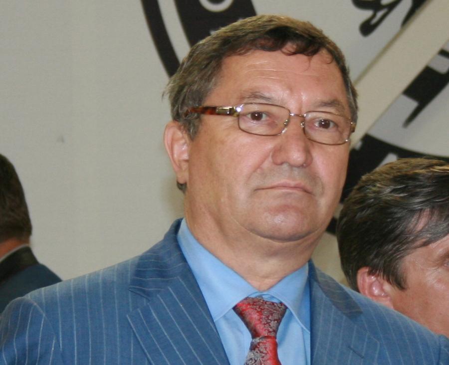 Глава Тамбовщины Олег Бетин