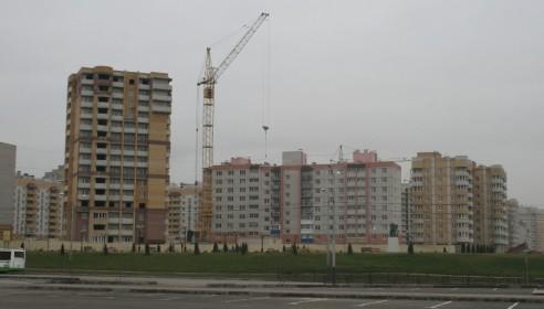 Строительство жилья в Тамбове