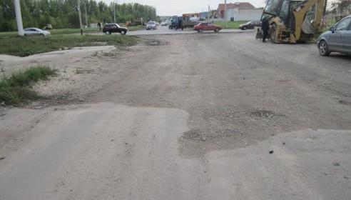 Улица Агапкина в Тамбове