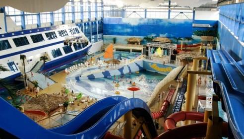 В Тамбове построят аквапарк