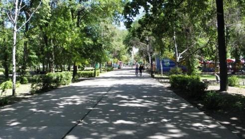 Парк культуры в Тамбове