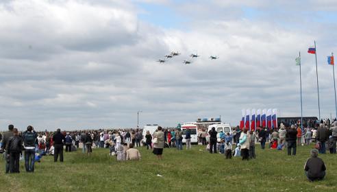 Авиашоу в Тамбове в 2013 году состоится 1 июня