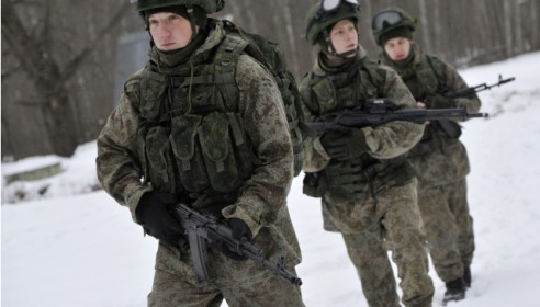 Боевая экипировка Ратник. Фото ИТАР-ТАСС