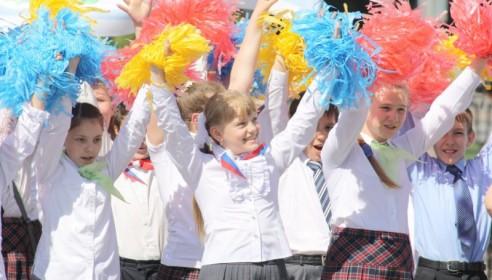 День детских организаций в Тамбове