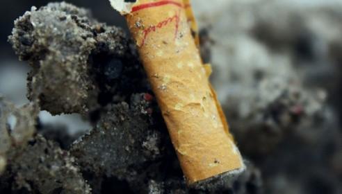 Запрет курения в общественных местах