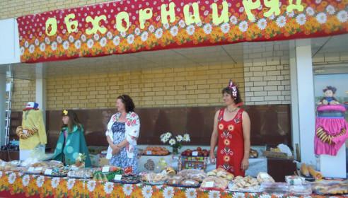Ярмарка в 2012 году. Фото Елена Бурлако.