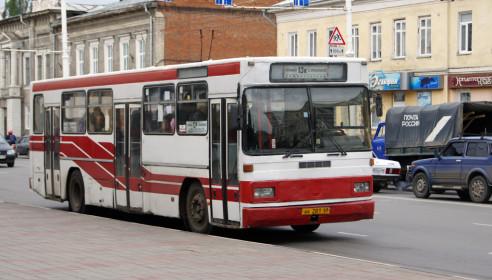 Автобусная сеть в тамбове