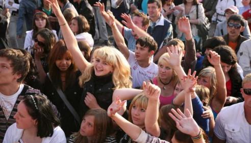 День молодежи в Тамбове