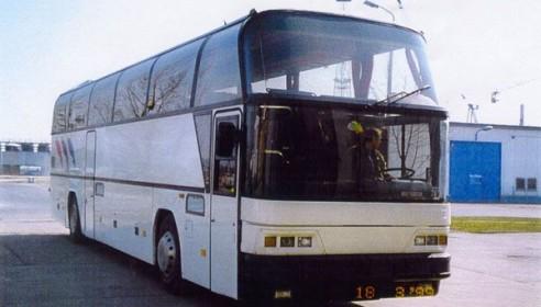 Прямой автобус из Тамбова в Белгород