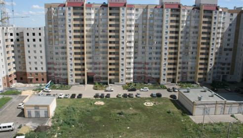 Многоэтажки в Московском