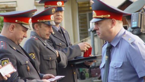 Реформа полиции